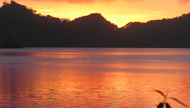 Lake Sano Nggoang (Photo: Burung Indonesia/Ervis)